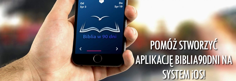 Rozwój aplikacji Biblia90dni