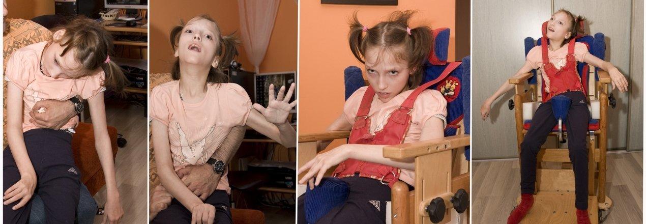 Platforma schodowa dla dziecka niepełnosprawnego