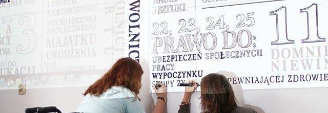 Stwórz Lublin bez dyskryminacji razem z nami! Wpłać na Punkt Wsparcia Antydyskryminacyjnego.