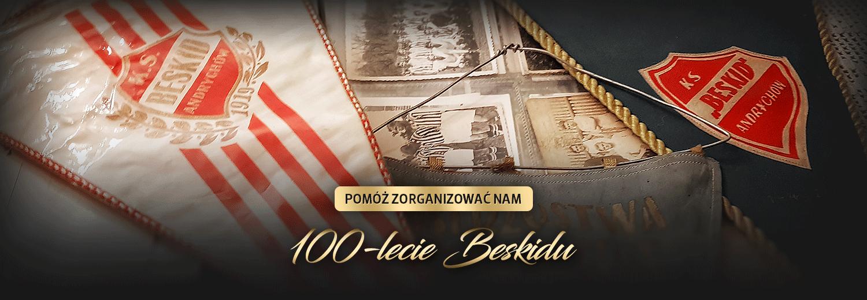 100-lecie Klubu Sportowego Beskid Andrychów
