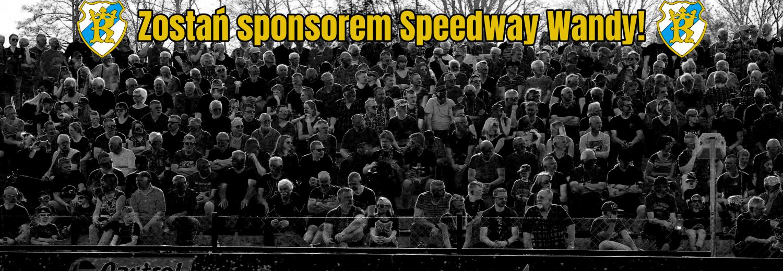 Zostań sponsorem Speedway Wandy Kraków