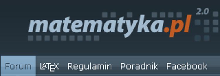Zmiana silnika forum Matematyka.pl