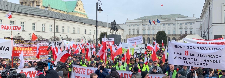 Fundusz wsparcia strajkujących rolników