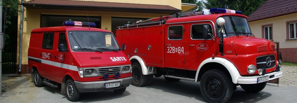 Wesprzyj OSP Tyniec w zakupie  lekkiego samochodu  ratowniczo-gaśniczego