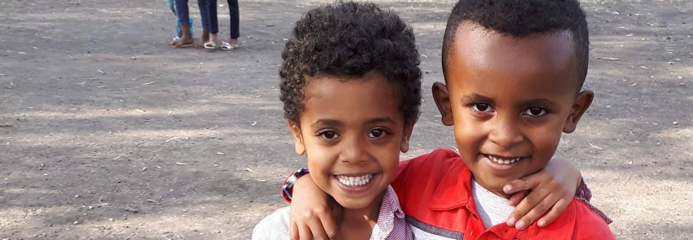 MIŁOSIERNI ŚWIATU - MISJA W AFRYCE - ETIOPIA 2019