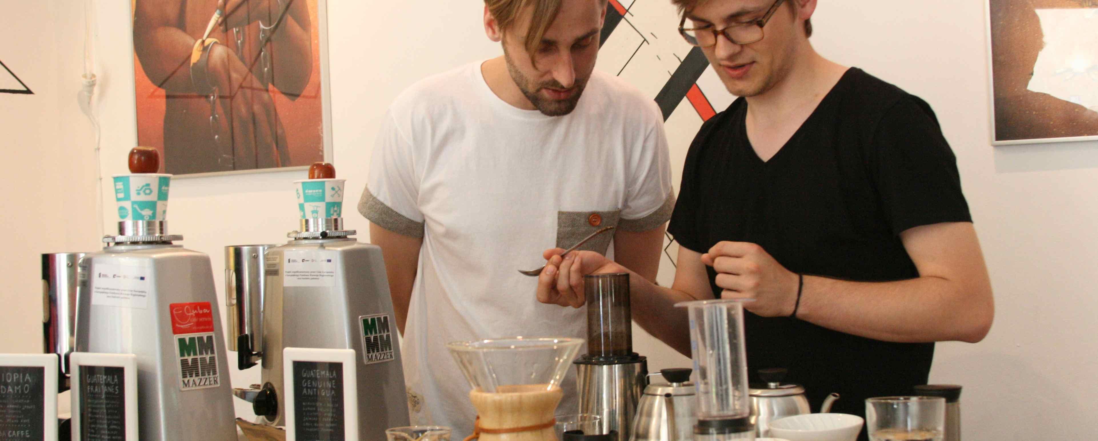 Szkolenie Coffee Sensory