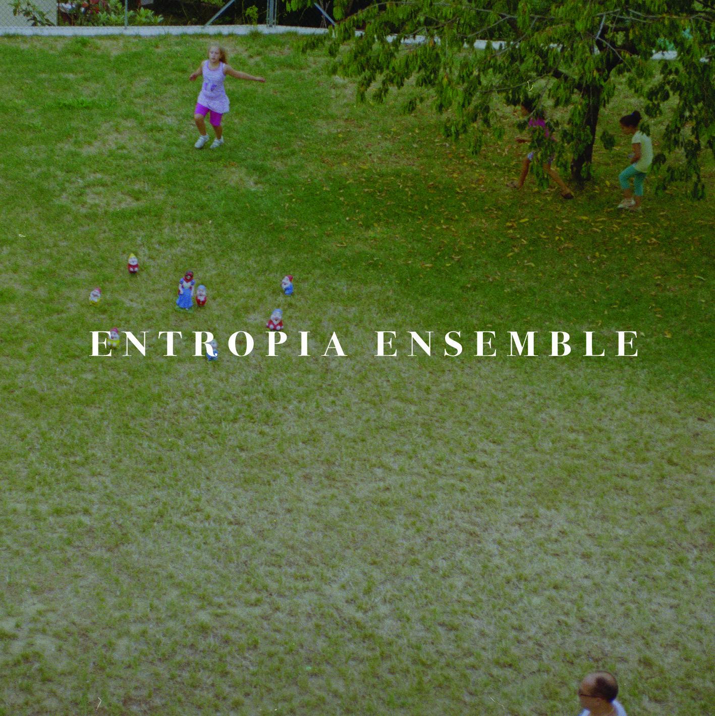 Entropia Ensemble - CD z autografami zespołu