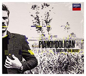 "Album Pianohooligan ""15 Studies for the Oberek""  z autografem artysty"