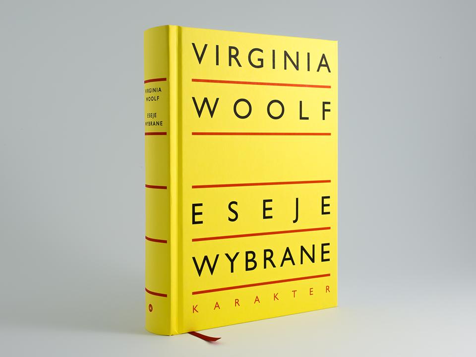 """Eseje wybrane"" Virginii Woolf"