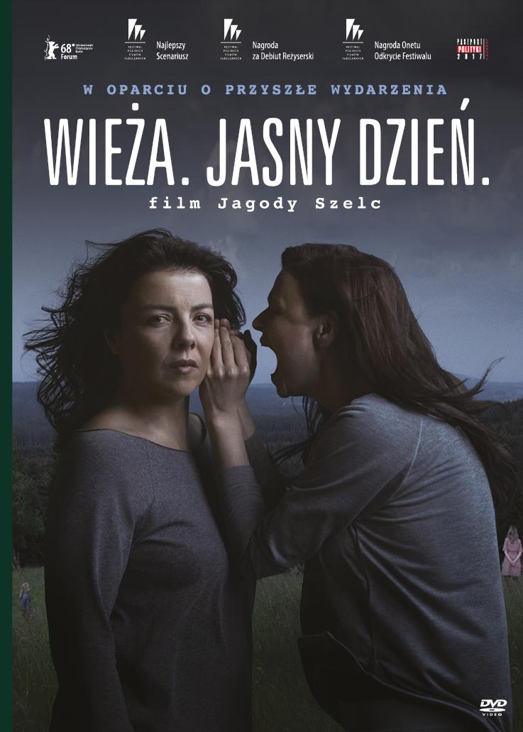 """""""Wieża. Jasny dzień."""" Jagody Szelc, DVD"""