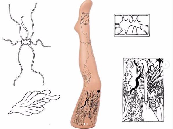 Tatuaż od Sylwii Walczowskiej