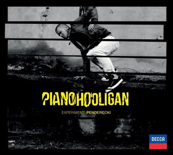 "Płyta Pianohooligana z autografem ""Experiment: Penderecki"""