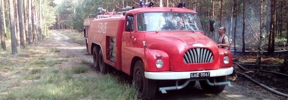 Wóz bojowy dla OSP Osieczna