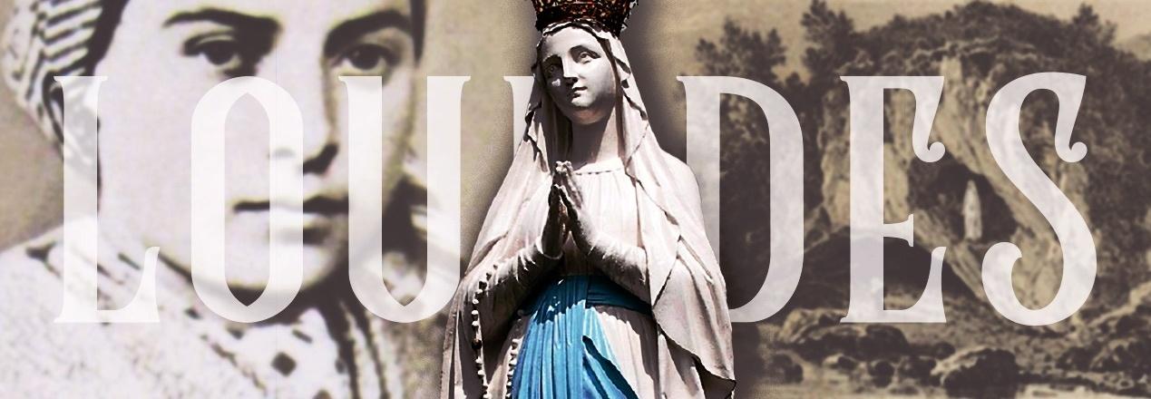 Pogadanki dla dzieci o Niepokalanej z Lourdes