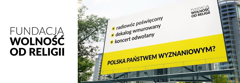 Polska państwem wyznaniowym?