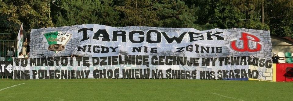 Nowe stroje na 65-lecie GKP Targówek