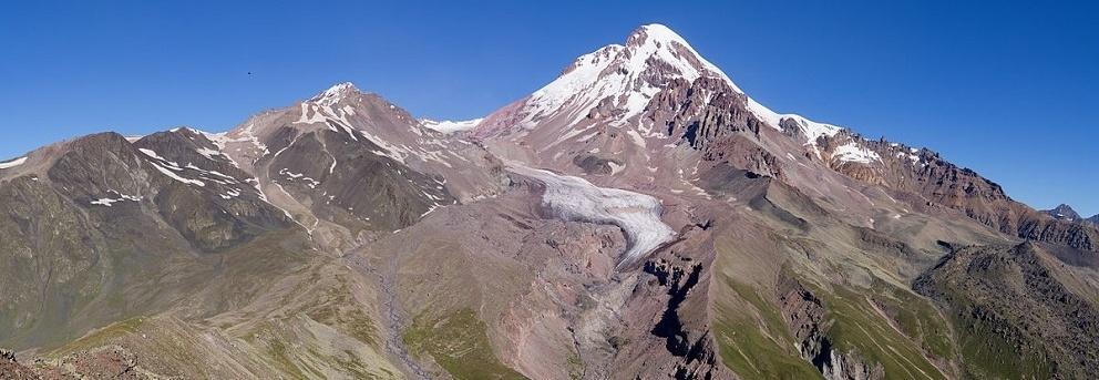 Organizacja wyprawy na Kazbek (5033 m n.p.m.) oraz Elbrus (5642 m n.p.m.)