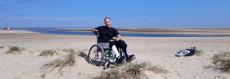 Proteza modułowa podudzia z tulejką uda oraz profesjonalny turnus rehabilitacyjny