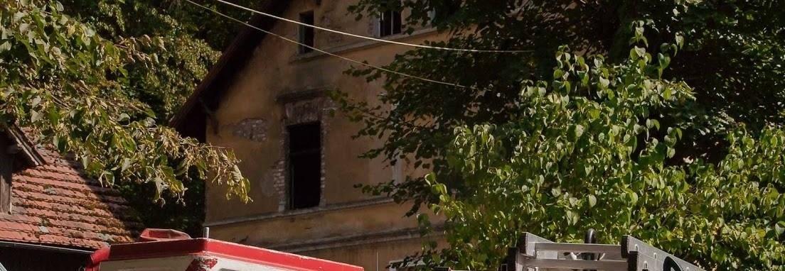 Dzieci w pożarze straciły wszystko, książki, przybory szkolne, ubrania, buty, zabawki …