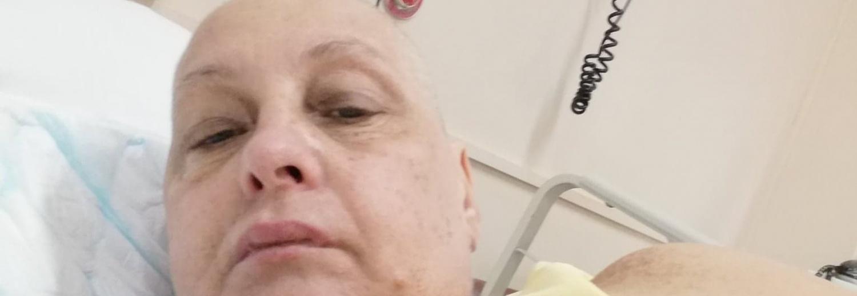 remont łazienki dla chorej  na białaczkę mamusi
