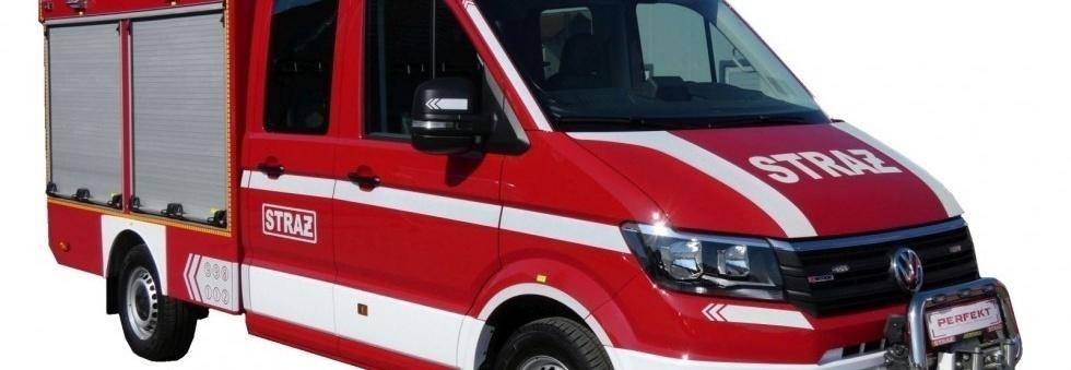 Wesprzyj zakup nowego lekkiego samochodu ratownictwa technicznego dla OSP Bysław