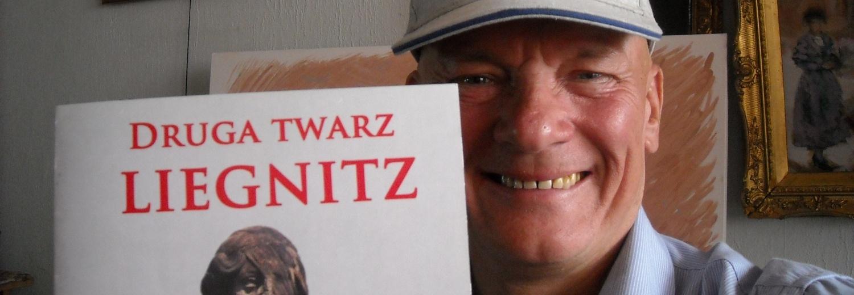 """Na jej wydanie - książki """"Druga twarz Liegnitz"""""""