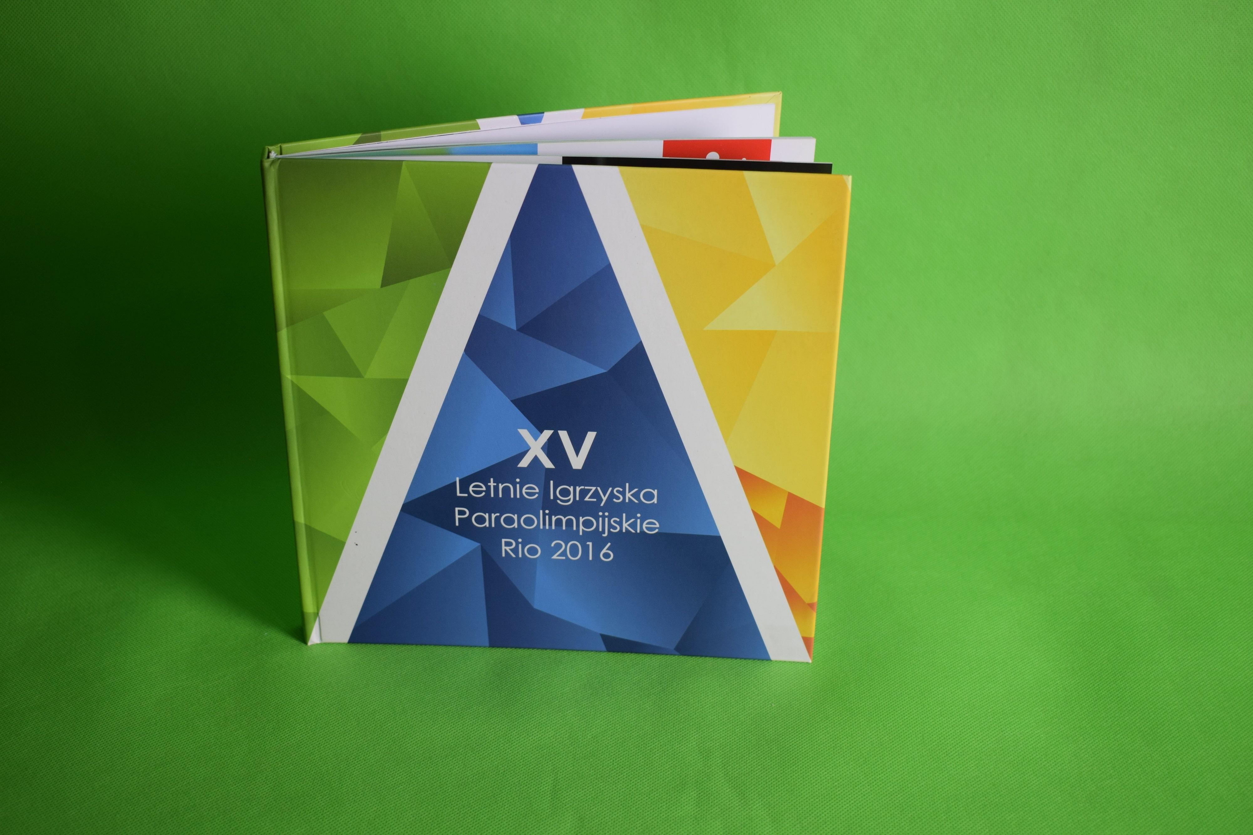 Książka o XV Letnich Igrzyskach Paraolimpijskich