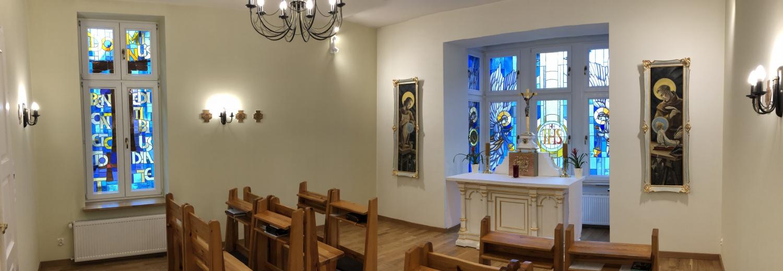 Witraże do kaplicy w klasztorze Franciszkanów w Bytomiu (2 etap)