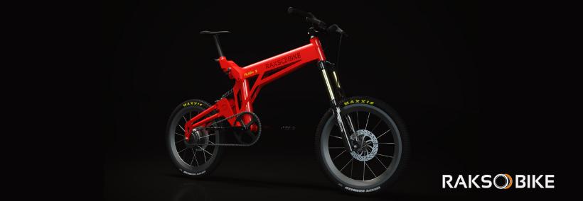 Pomóż zbudować pierwszy polski elektryczny rower składany z pełną amortyzacją.