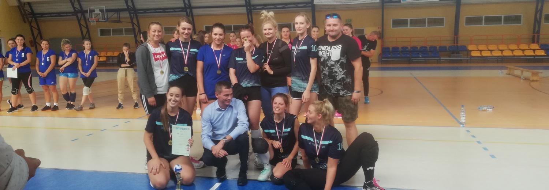Start drużyny SPS Skępe w rozgrywkach 3 ligi siatkówki kobiet