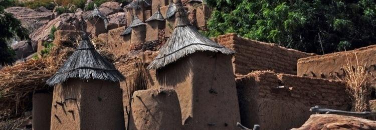 Studnia głębinowa w Mali