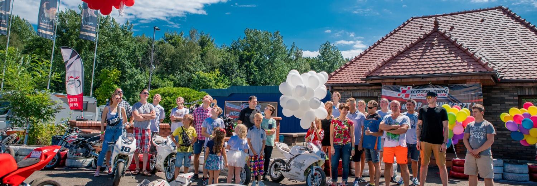 Zbuduj Pierwszy W Polsce Plac Motocyklowy