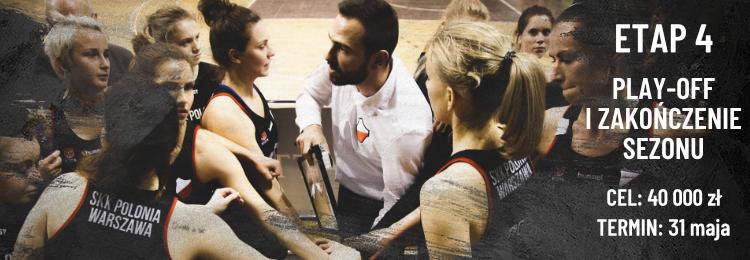 Przywracamy blask koszykówce kobiet w Warszawie!
