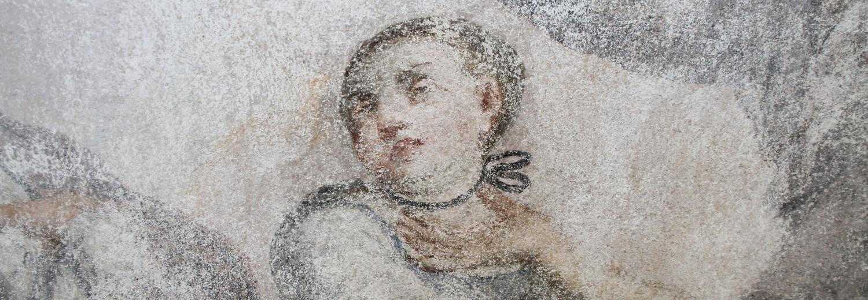 Freski u świętego Antoniego