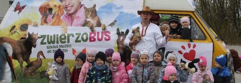 Na wakacyjną Szkołę Objazdową po Polsce! Aby zmienić podejście dzieci w traktowaniu zwierząt.