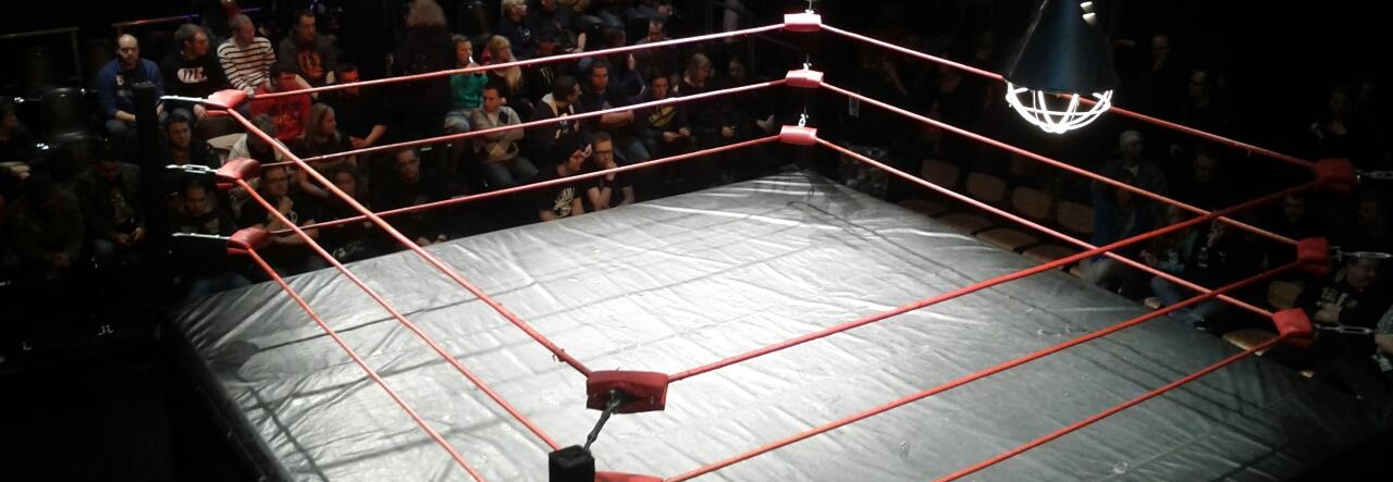 RING do wrestlingu