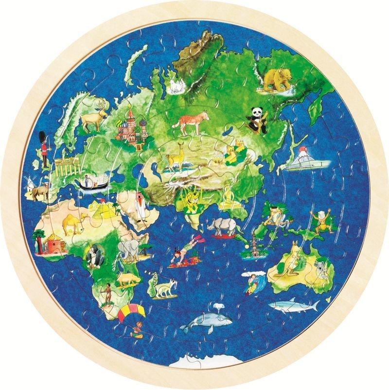 Kartka z dowolnego kontynentu.