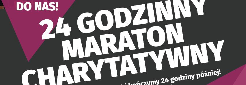 24h-Pływacki Maraton Charytatywny- wykup cegiełkę i popłyń razem z nami dla Karoliny i Tomka