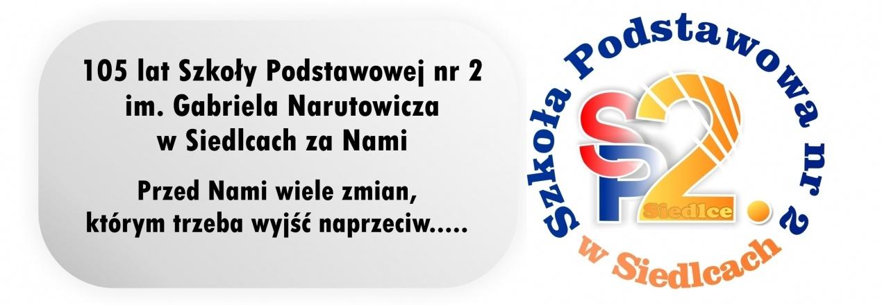 Nowy Sztandar Szkoły Podstawowej nr 2 im. Gabriela Narutowicza w Siedlcach
