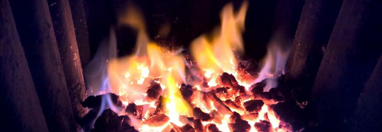 Badania emisji kotła węglowego rozpalanego od góry