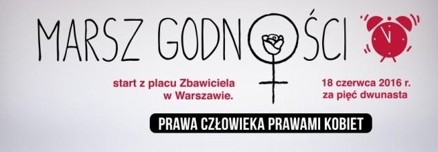 Marsz Godności - Protest Kobiet