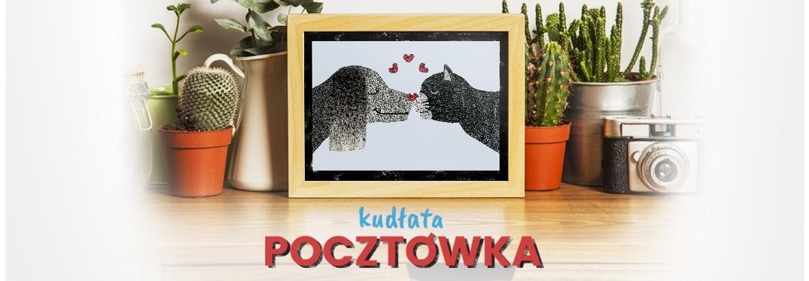 Kudłata Pocztówka - pomóż potrzebującym zwierzakom!