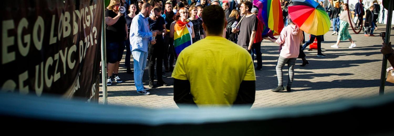 """Stop bzdurom! Pomóż nam przetańczyć """"zygotarian"""" i walczyć z homo/transfobią!"""