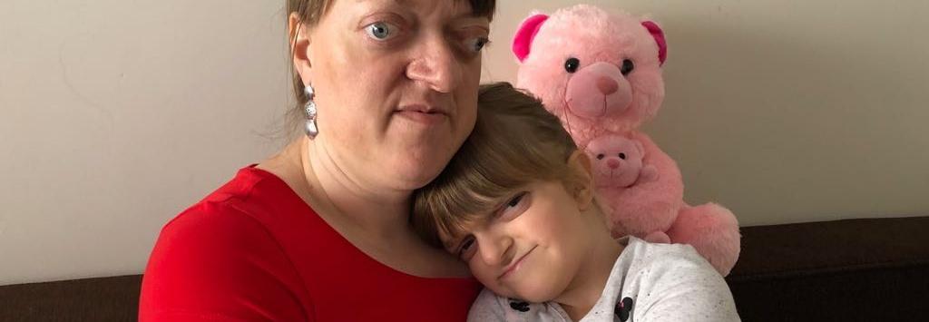 Zakup mieszkania dla niepełnosprawnej mamy i ciężko chorej córeczki
