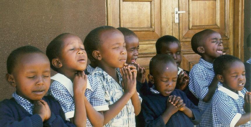 Nasza modlitwa za Ciebie!