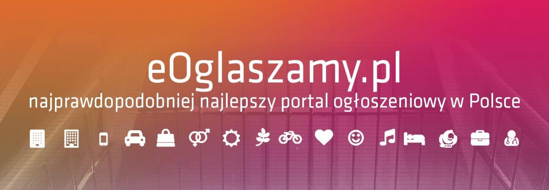 Promocja darmowego polskiego portalu ogłoszeniowego www.eoglaszamy.pl