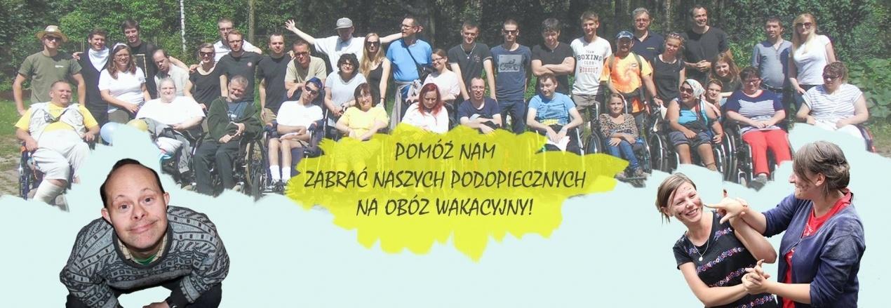 Obóz wspólnoty Ciupa Wózkowicze w Zaborówcu