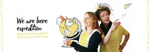 We Are Here Expedition - Dwie dziewczyny w podróży dookoła świata!