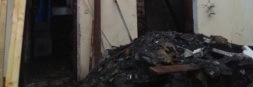 Odbudowa spalonego domu Państwa Winkowskich - przywróćmy im wiarę i nadzieję na lepsze jutro