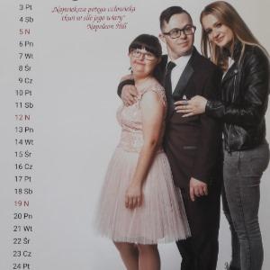 Kartka z kalendarza - Ewelina Ruckgaber